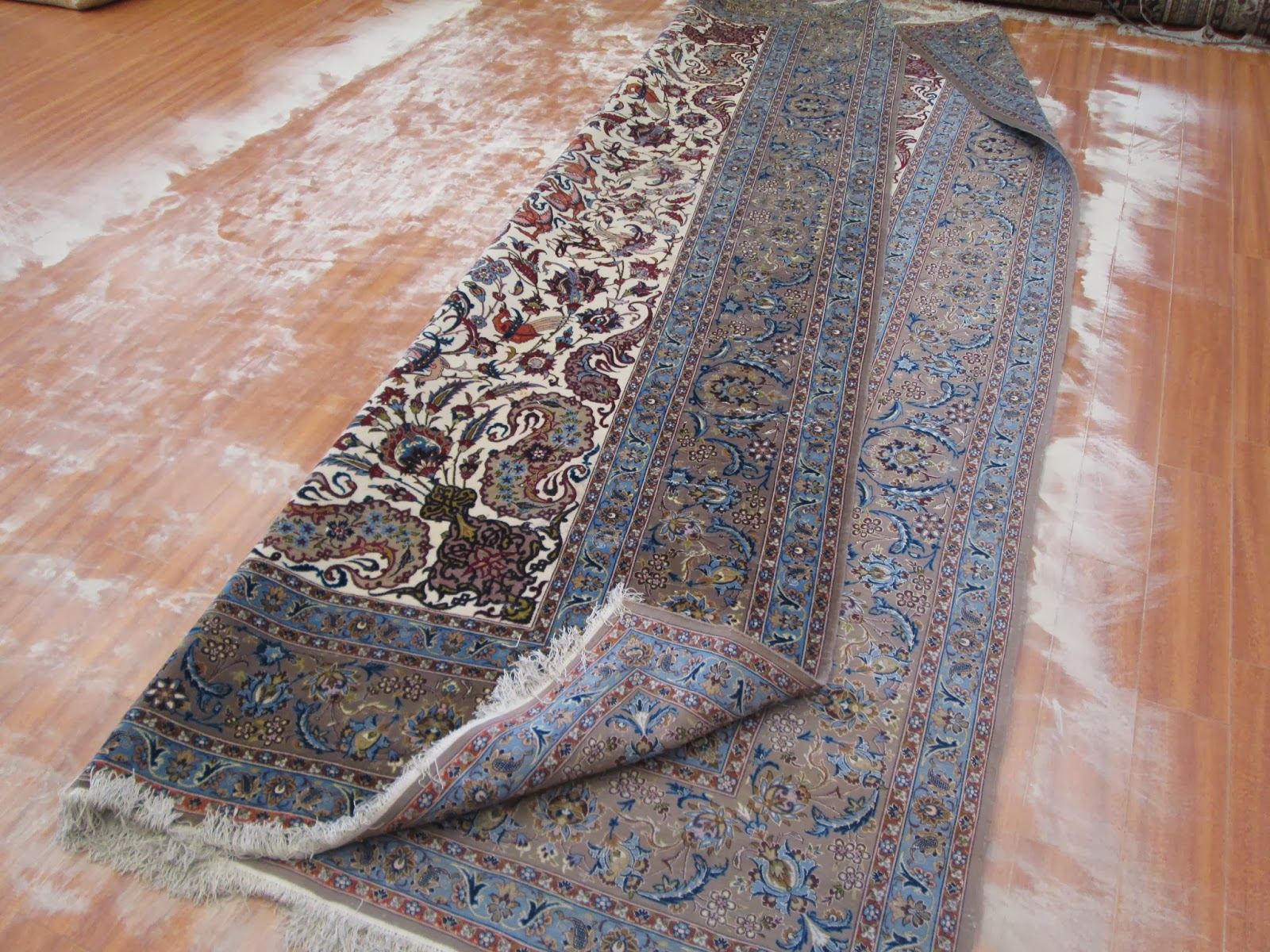 Then They Become Embarred And Say Yes This Rug Is Dirty Letu0027s Clean It
