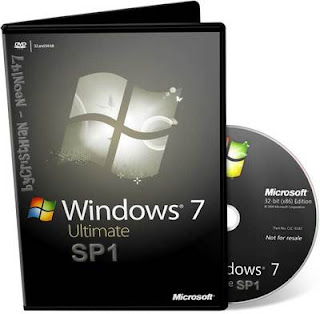Windows 7 Ultimate SP1 x86 Integrated January 2013 | 2.6 Gb