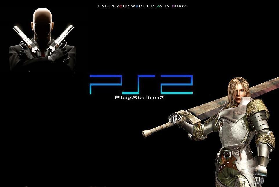 My Background Blog: playstation 2 background