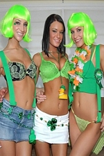 Luck Of The Lesbian Irish On St Patty's Day!