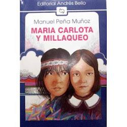 MARIA CARLOTA Y MILLAQUEO--MANUEL PEÑA