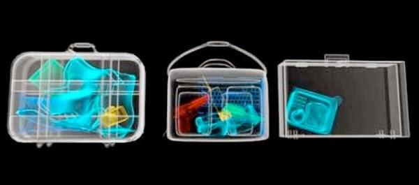 Cara Kerja Rontgen atau X-Ray