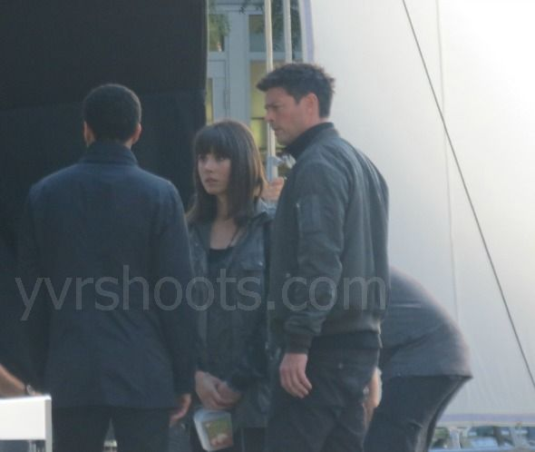 Almost Human - Set Photos - 30th July 2013