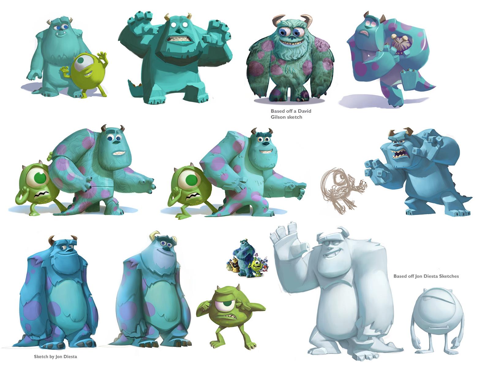 Character Design Courses University : Sams tasty art: infinity evolution
