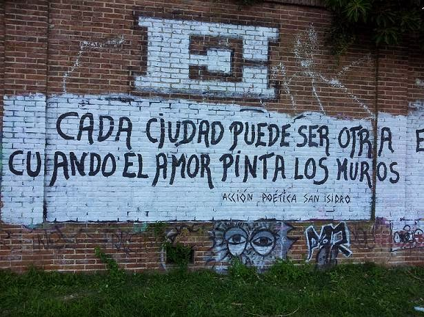 CaDa CiUdAd PuEdE SeR OtRa CuAnDo El AmOr PiNtA LoS MuRoS ..