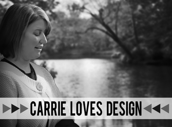 Carrie Loves Design