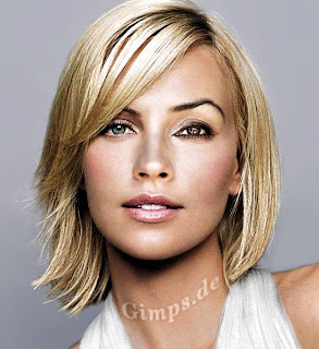hairstyles for short hair Stylish Hairstyles for Round Faces 2013