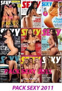 Dani Sperle Baixar Revista Sexy Todas as Edições de 2011 [Pedido]