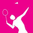 logo Badminton JO 2012