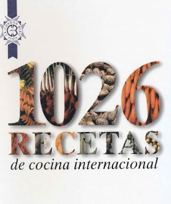 1026 recetas de cocina internacional pdf descargar gratis for Pdf de cocina