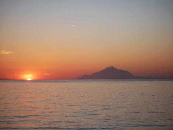 Athos w Grecji