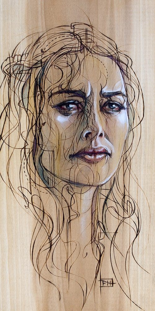 04-Cersei-Lannister-Lena-Headey-Fay-Helfer-Pyrography-Game-of-Thrones-and-other-Paintings-www-designstack-co