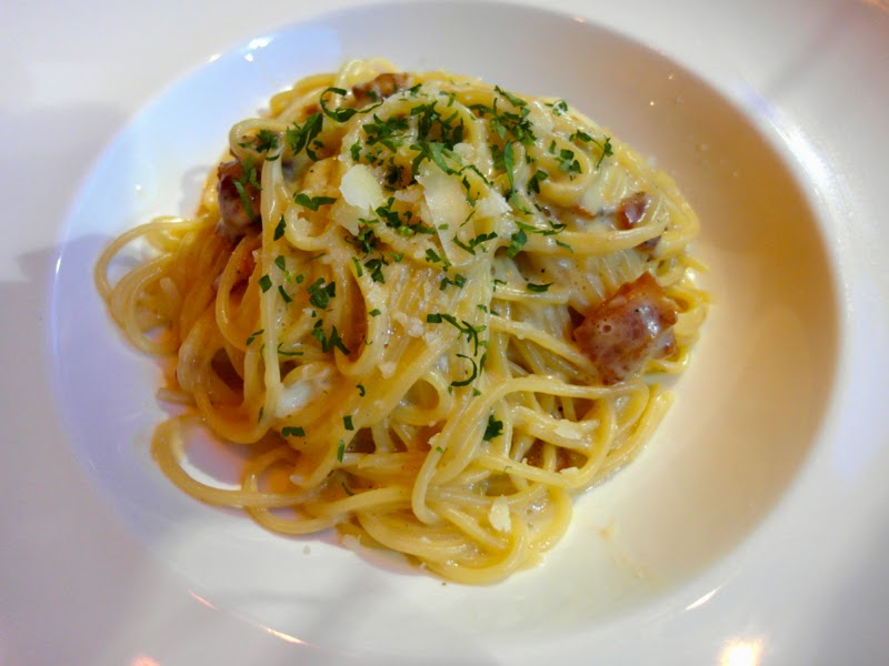Supply and Demand Singapore Esplanade Classico Carbonara Pasta Food Review lunarrive blog