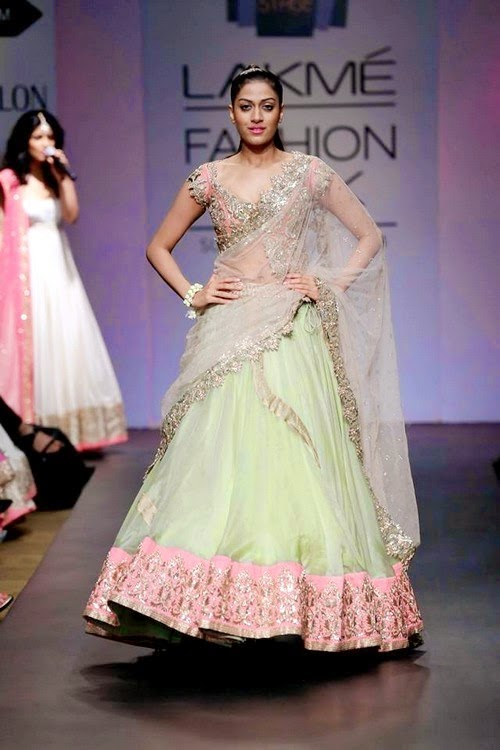 Lehenga and Sarees for Beautiful Brides