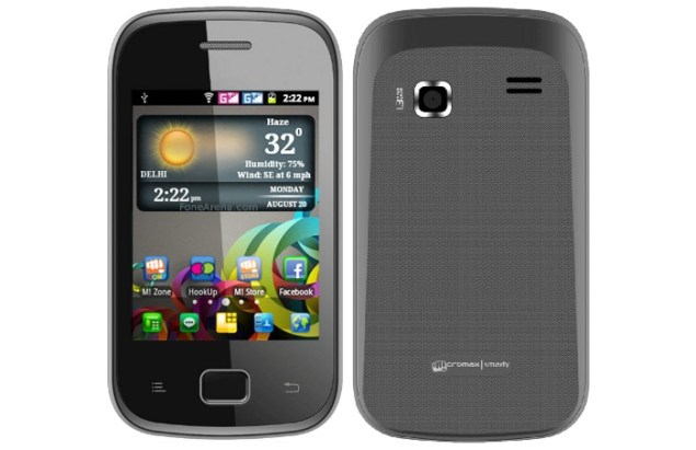 micromax android phones