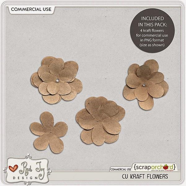 http://scraporchard.com/market/CU-Kraft-Flowers-Digital-Scrapbooking.html