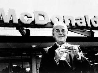 Frases para el éxito de Ray Kroc - Mc Donalds