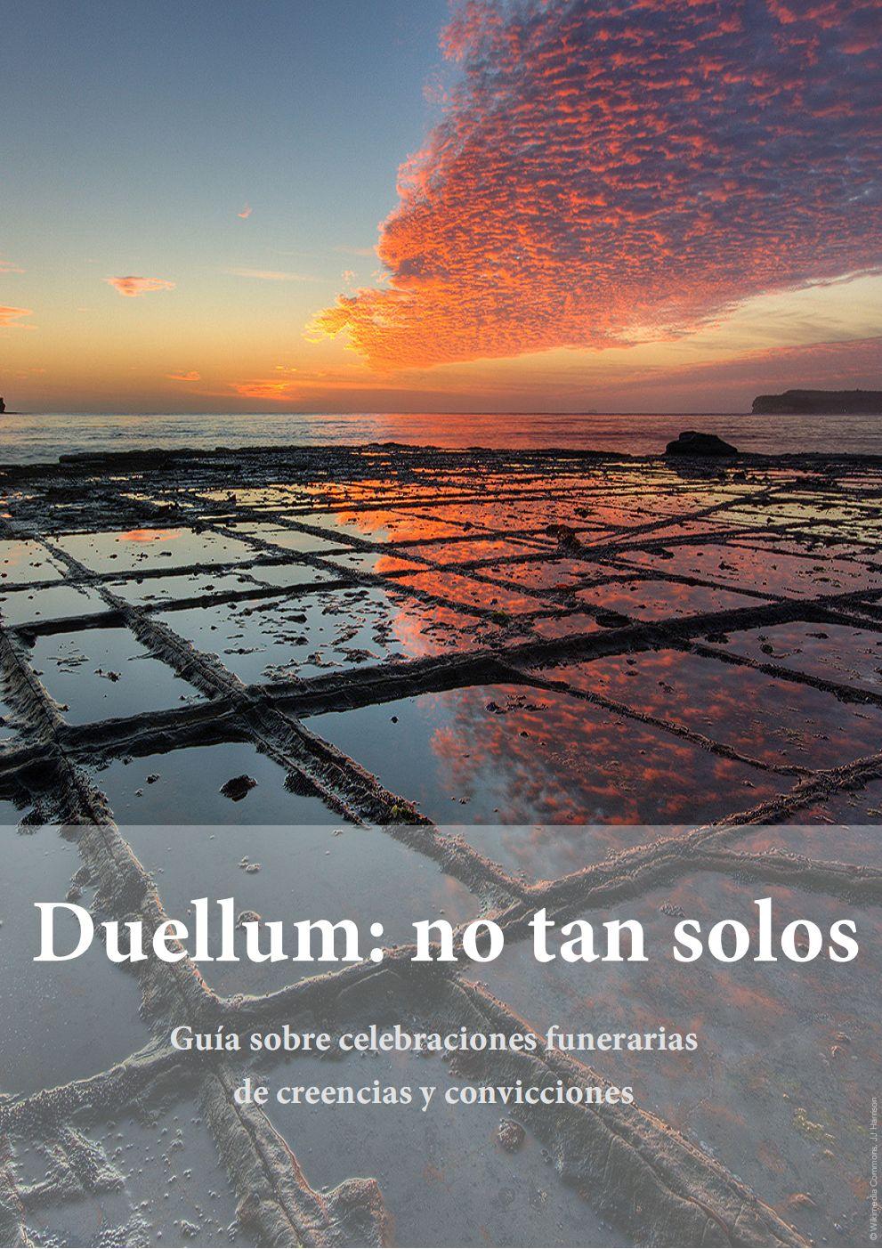 Duellum: No tan solos