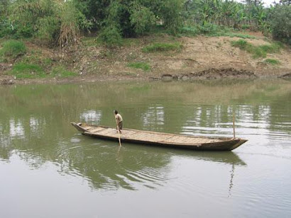 sungai bengawan solo 9 Sungai Terpanjang Di Indonesia
