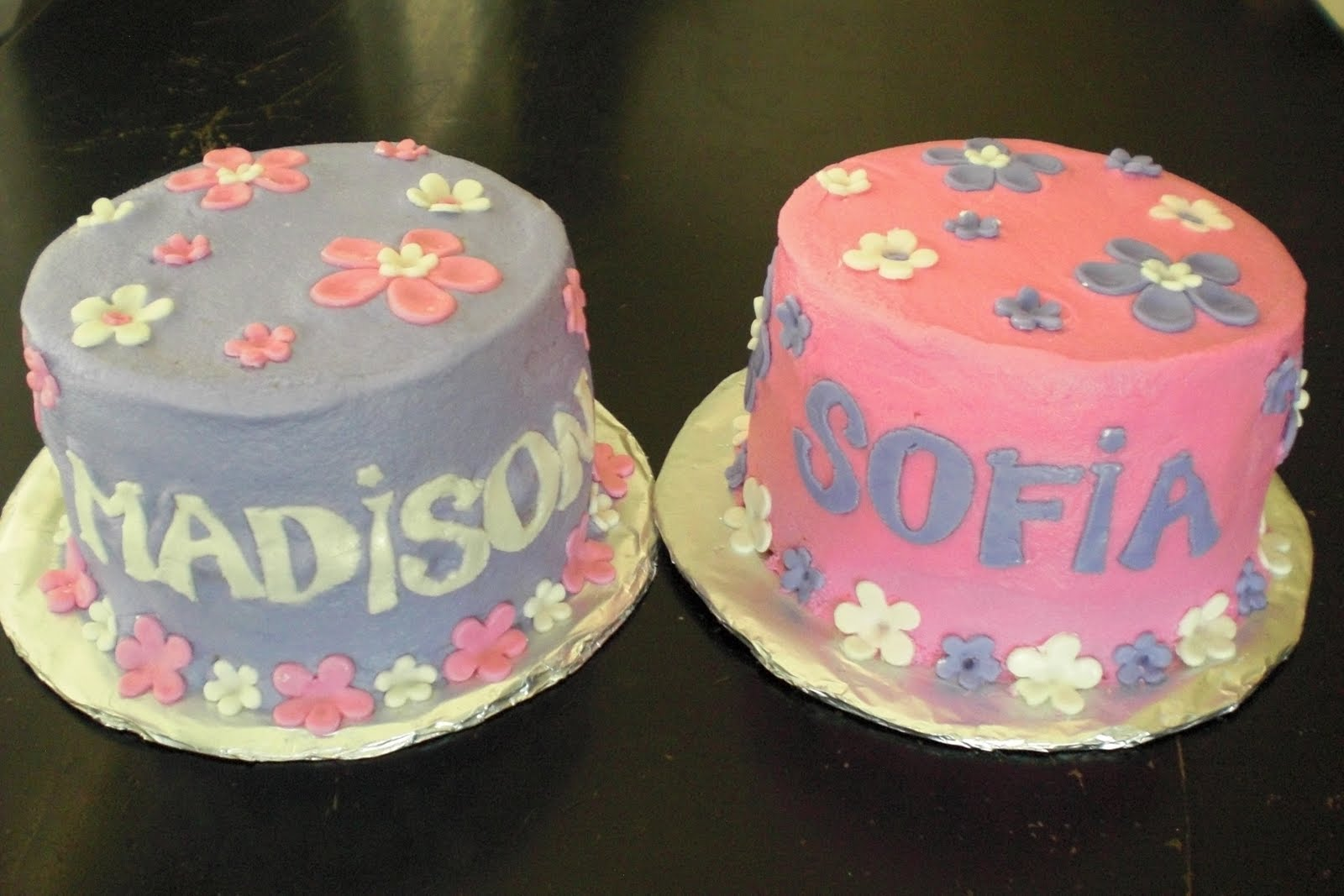 Cakes By Patrice Twin Smash Cakes