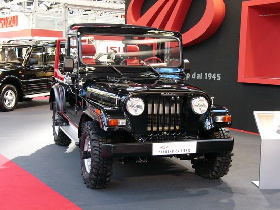 Mahindra Thar Jeep Price Review Features Specifications