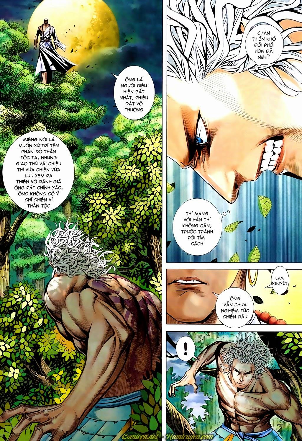 Phong Thần Ký Chap 171 - Trang 29