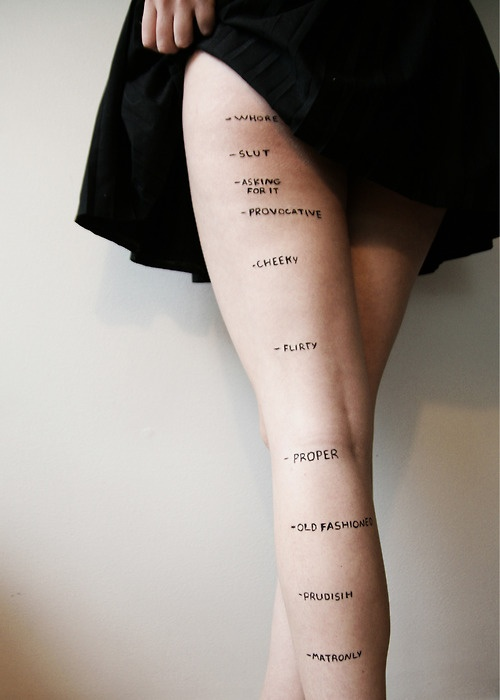 WHAT SKIRT LENGTH DO YOU LIKE!