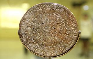 ΣΠΟΥΔΑΙΑ ΑΝΑΚΑΛΥΨΗ: Αποκρυπτογραφήθηκε το κείμενο του δίσκου της Φαιστού!