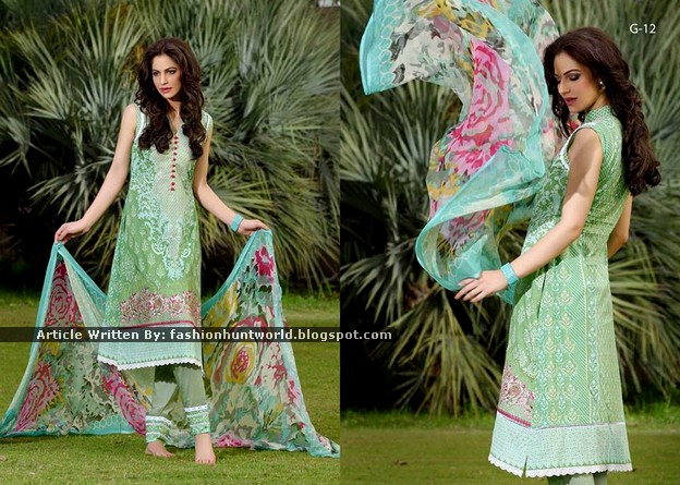 Gohar Lawn Collection 2015-2016 - 011