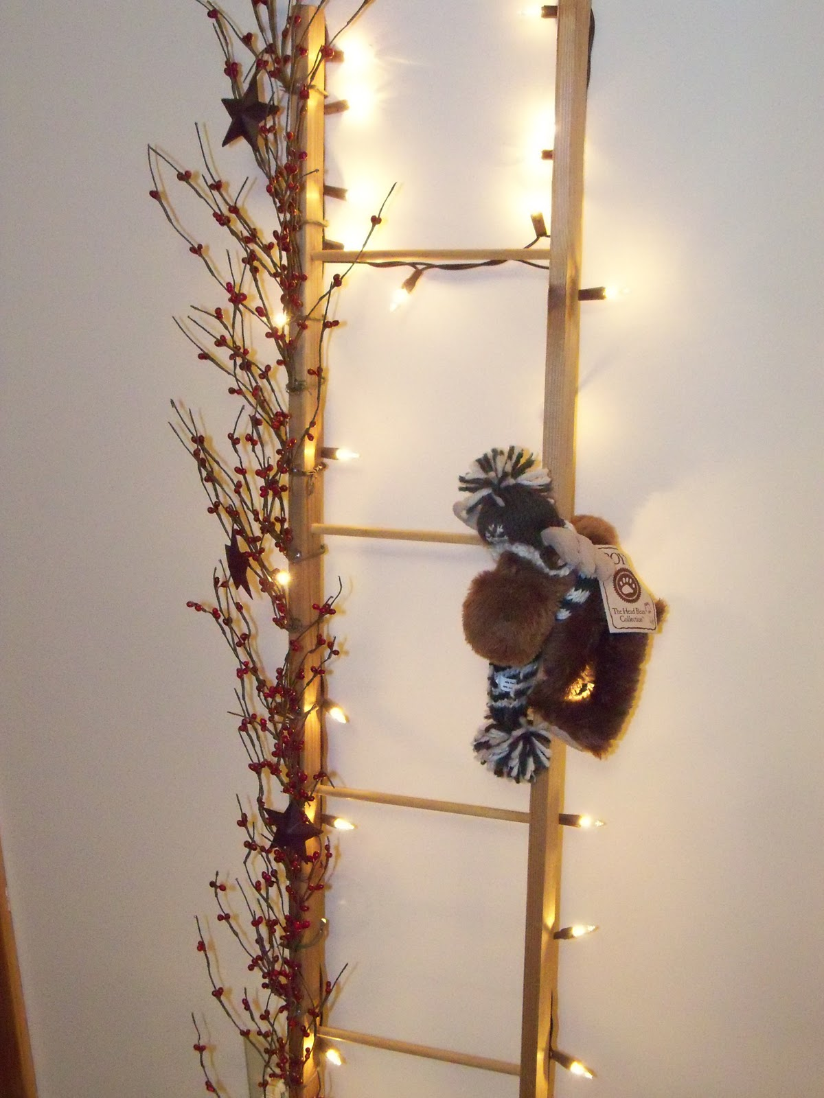 Decorative Prim Ladders