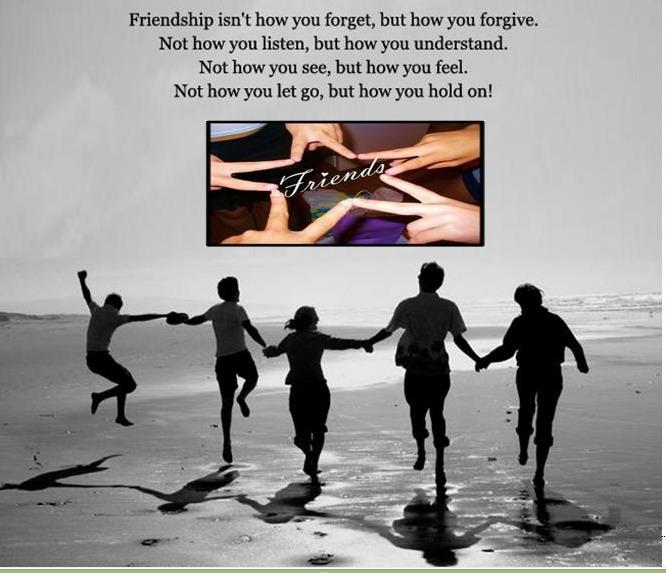 kata Mutiara Persahabatan – Indahnya Persahabatan