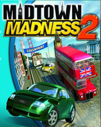 Midtown Madness 2 Free Download PC Game
