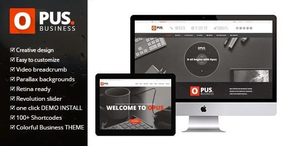 Opus Multipurpose WooCommerce