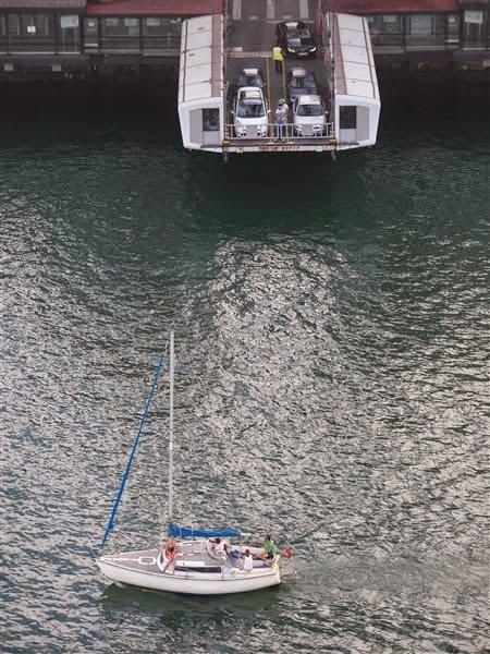 Barquilla del Puente Vizcaya