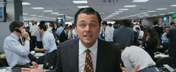Watch The First 'The Wolf of Wall Street' Official Trailer