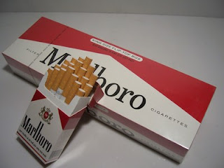 Famous cigarettes Lucky Strike brands Michigan