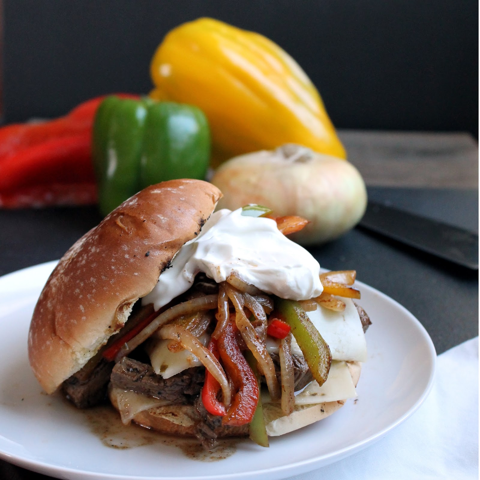 Fajita Burgers Recipes — Dishmaps