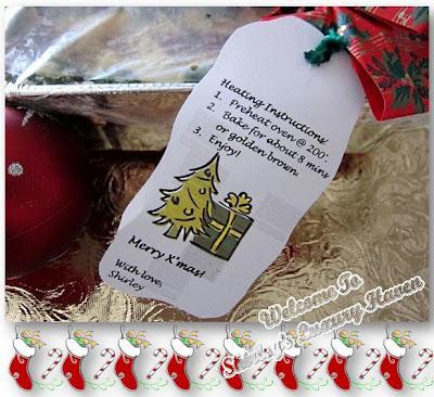 how to make christmas food gifts