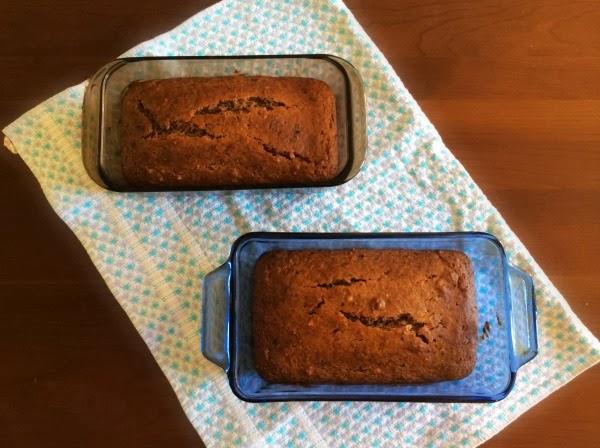 Sweet Plum Bread Recipe