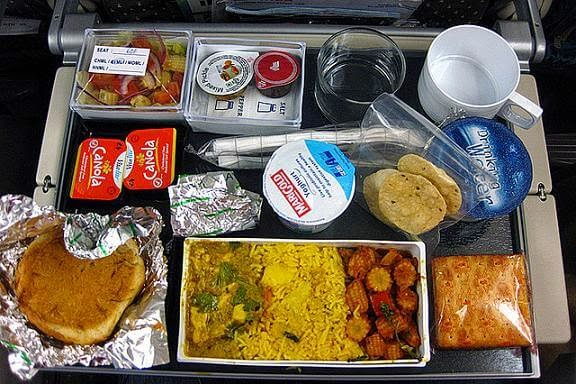 Airline Food