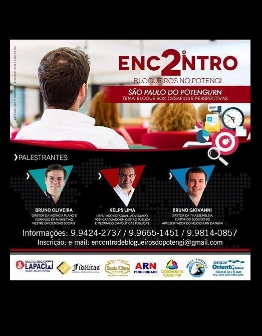2 ENCONTRO DE BLOGUEIROS DO POTENGI RN