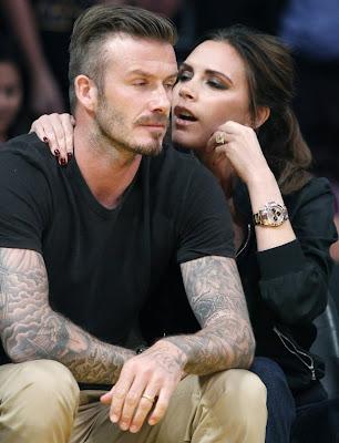 David Beckham-Victoria Beckham