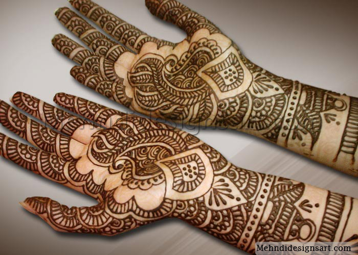 Love For Nail Art Mehndi Henna Nail Art