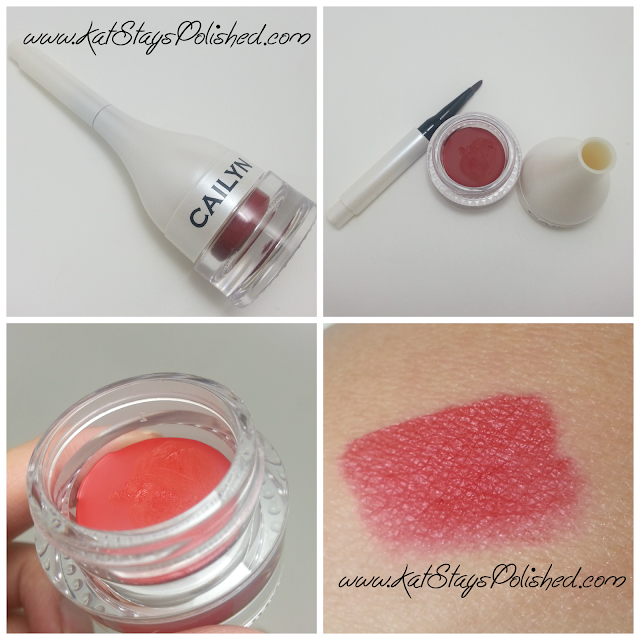 September 2013 Ipsy Bag - Cailyn Tinted Lip Balm