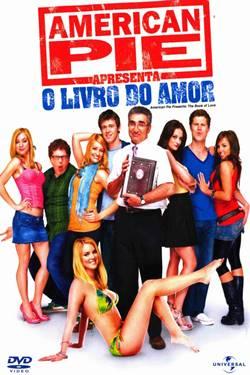 Capa American Pie O Livro do Amor Torrent Dublado