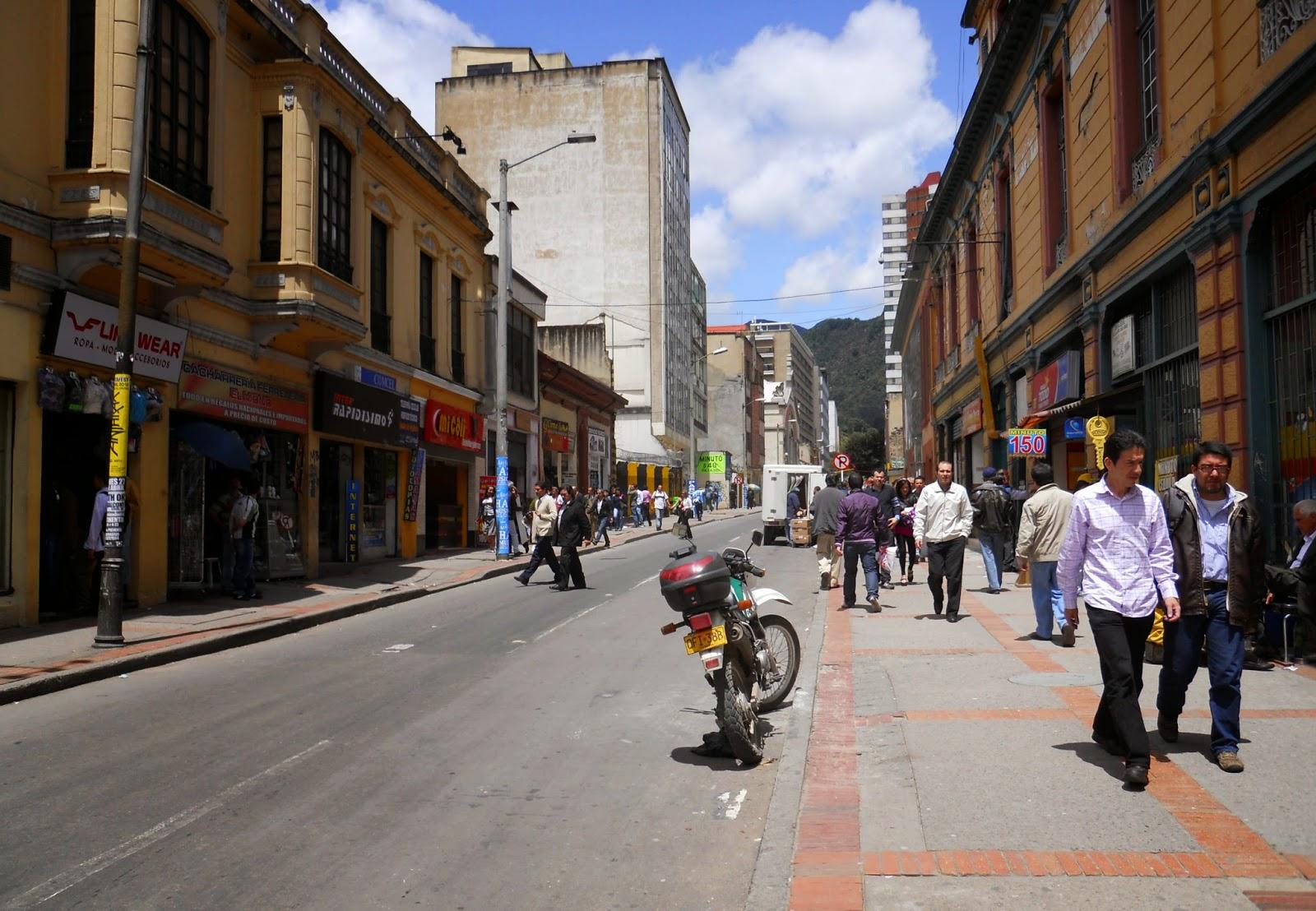 Visita el Centro de Bogotá - Colombia