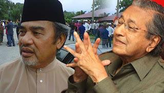 Berani ke Tajuddin lempang Cina?-Tun M