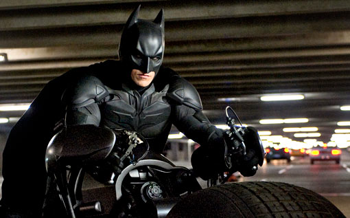 10 Film Hollywood Paling Banyak Dibajak Sepanjang Tahun 2012: Batman: The Dark Knight Rises