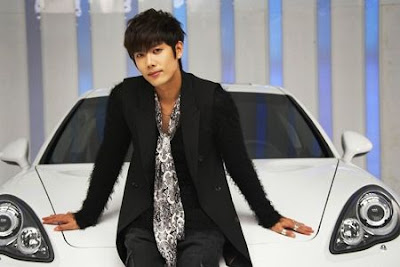 Kim Kyu Jong Yesterday car