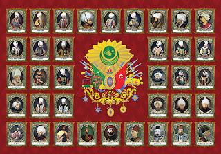 Osmanli Padisahlari Hayati